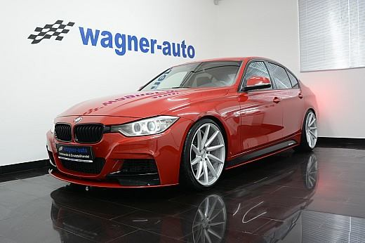 BMW F30 mit Performance Paket