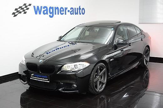 BMW 530d F10 mit M-Sportpaket