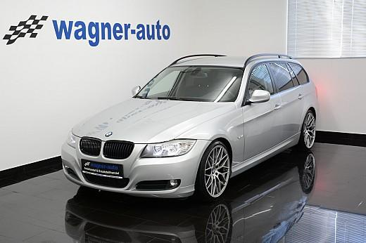 BMW 318d E91