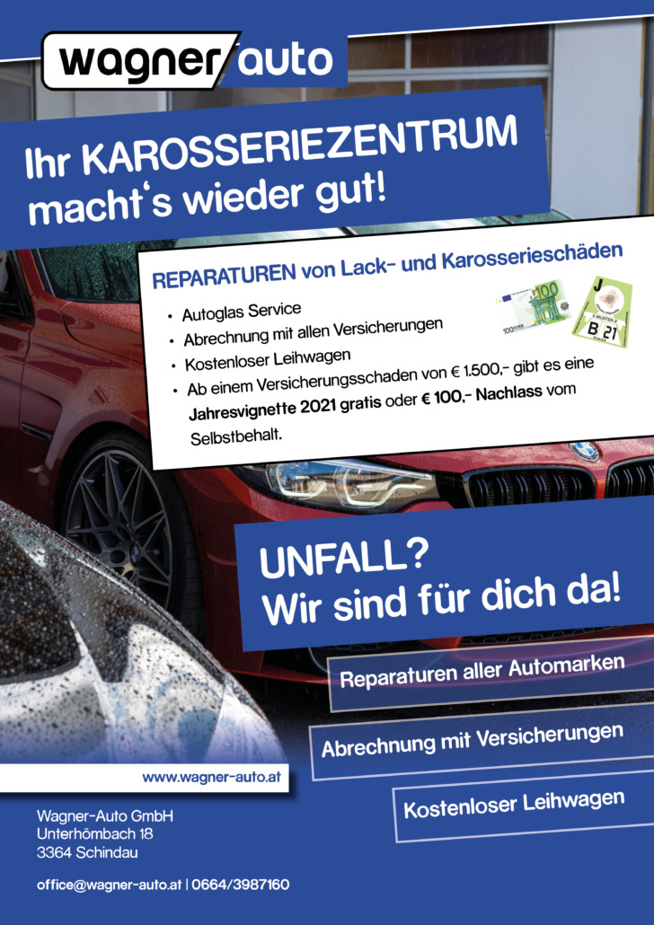 Karosseriezentrum Wagner Auto